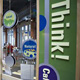 Think! Cafe Exhibit Design